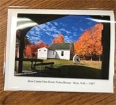 Fall Season Note Card by Eric Anderson