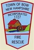 Bow Fire Department Logo