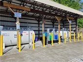 Fueling Station at DPW