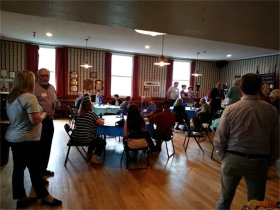 Bow Business to Business Event