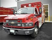 Bow Fire Ambulance